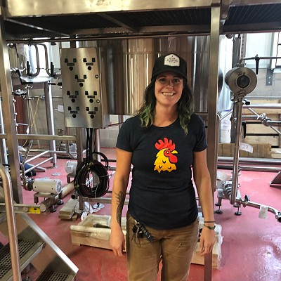 Getting to know you: Jacquie King, Roosters Brewery